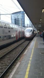 ドイツ高速鉄道